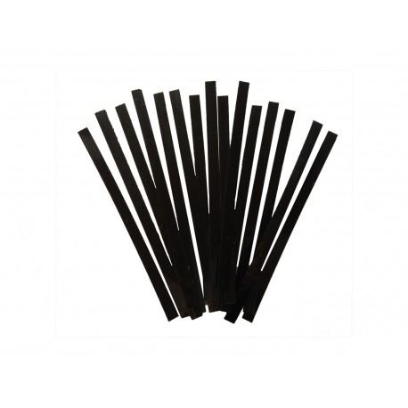 Noires - 15 pièces de 15cm