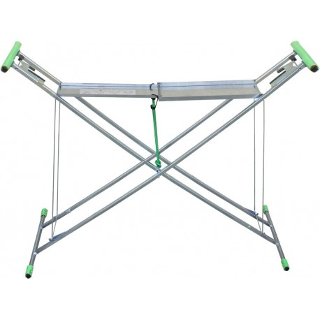 X-Flat, folding workbench for skis and snowboards