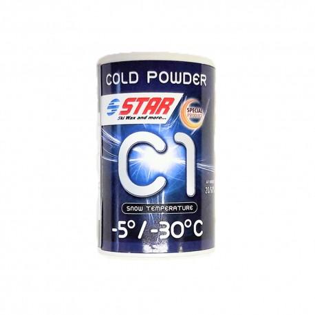 Poudre C1 -5° / - 30°