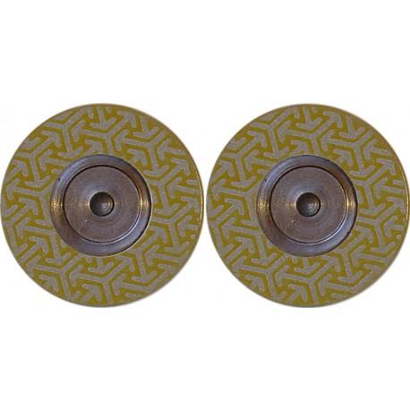 Diamond discs 400, polishing