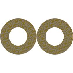 Diamants autocollants 400, polissage