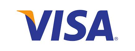 paiement par carte Visa